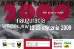Inauguration of the Grotowski Year