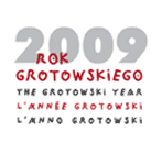 Logo The Grotowski Year 2009